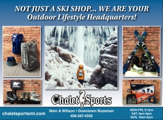 Outdoor Lifestyle Headquarters