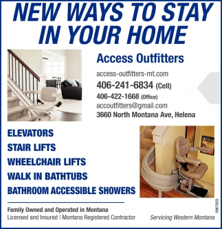 New Ways to Stay in Your Home