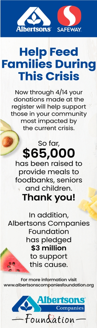Help Feed Families During This Crisis