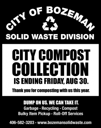 City Compost Collection